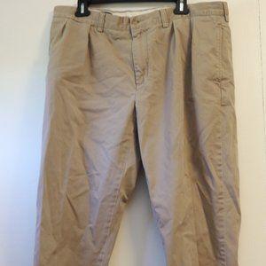 Polo By Ralph Lauren Khaki Size 38x29 Ethan Pant